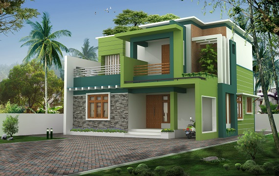 House latest model house best design Latest model houses